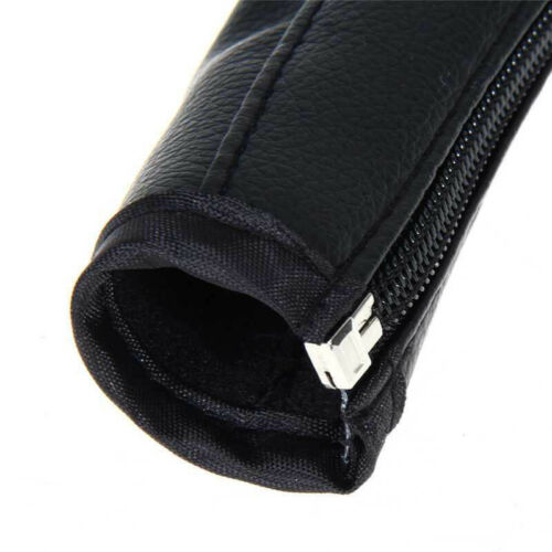Grip Handle Artificial Leather Sleeve Cover for Baby Pushchair Pram Stroller New