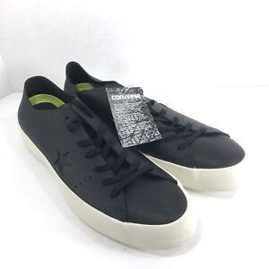 fcb902e67e52 Converse One Star Prime Ox Shoes Black Low Top Men s 10 - 11 New ...