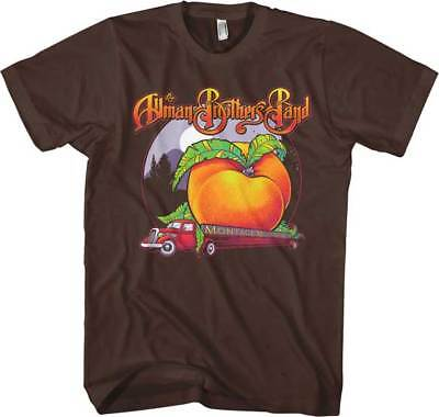 XL 2XL Chocolate T-Shirt The Allman Brothers Band Montage Mountain S M L