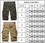 Men-039-s-Combat-Army-Military-Cargo-Shorts-Summer-Casual-Work-Pockets-Short-Pants