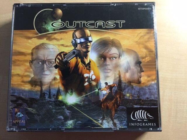 Outcast (PC, 1999) Atari Game - Klassiker