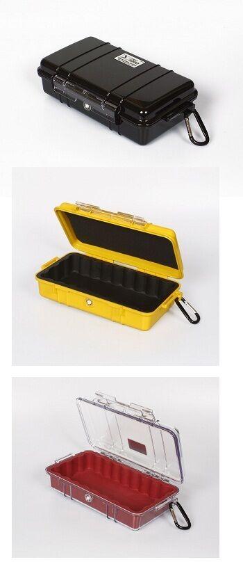 Peli Peli Peli Micro Case 1060 Dry Box Peli Box versch. Farben c11d08