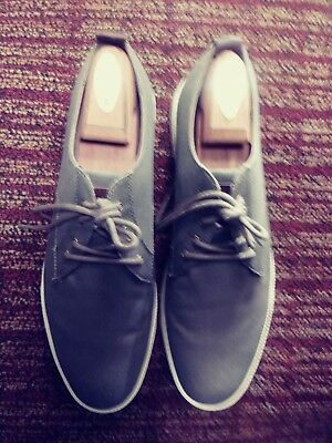 Clae Ellington Sand Taupe Suede Mens Sneakers Low Strayhorn Size 11 gray. Shoes   eBay