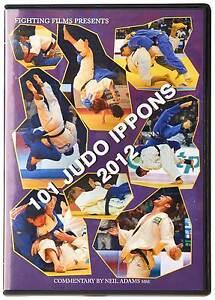 DVD 101 Judo Ippons 2012 mit Komm. v. Neil Adams, Judo Würfe