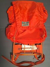 Vintage World Famous The Everest No. 232 External Frame Hiking Backpack Camping