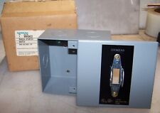 New Siemens Mmske2 Manual Motor Starter Switch Enclosure Kit