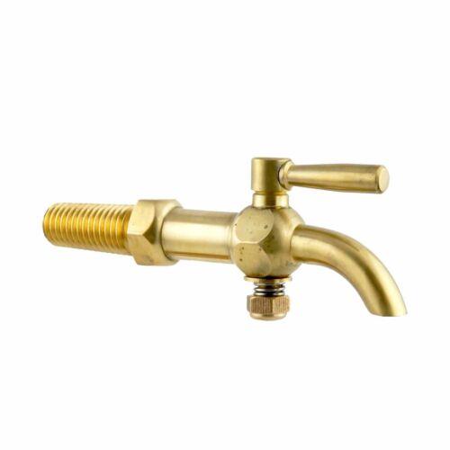 BRAND NEW BRASS TAP 4 Port barrel Keg Home Brew Accessory Spigot Quality Faucet