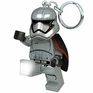 Officiel-Lego-Star-Wars-Episode-VII-Capitaine-Phasma-Porte-Cles-Torche-Neuf
