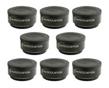 IsoAcoustics Iso-puck Studio Monitor Amplifier Isolation Decoupler Puck 2-pack