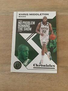 2019-20-Panini-NBA-Chronicles-Khris-Middleton
