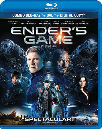 Enders Game (Blu-ray Disc) | eBay