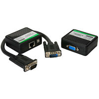 Vga Balun Rj45 To Hd15 1 Pair