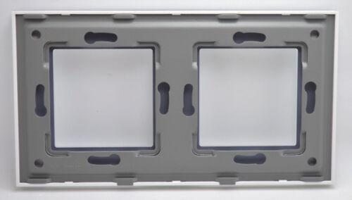 USB Glasrahmen accessoires Commutateur, prise de courant TV BASCULES