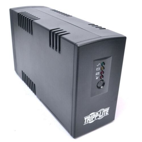 NEW Tripp-Lite POS500 500VA 300W 120V POS Series UPS 6x NEMA 5-15R USB Tower
