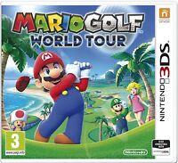 Nintendo 3ds Spiel Mario Golf World Tour 2ds Kompatibel Neuware