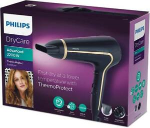 Philips DryCare Advanced Haartrockner mit ThermoProtect