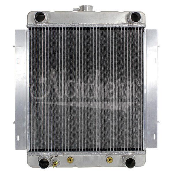 Aluminum Airport Tug Radiator-18 3 4 x 17 5 8 x 2 11 16