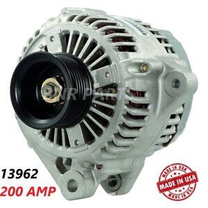 Alternator Toyota-Highlander 2002 2.4L 2.4 V4 13959