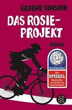 Das Rosie-Projekt von Graeme Simsion (2015, Taschenbuch)