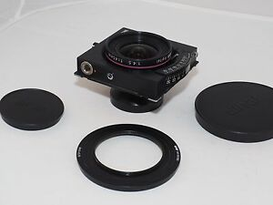 Sinaron-45mm-f-4-5-CMV-Digital-Lens-Sinar-p3-Sinar-f3-Sinar-p3-SL-view-camera