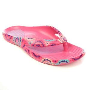 def230ccd Tony Little Cheeks Printed Health Sandal with Gel Footbed -size 11 ...