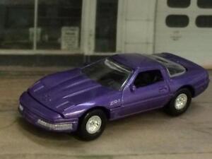 1984-1996-C4-Chevrolet-Corvette-ZR-1-Coupe-1-64-Scale-Limited-Edition-J6