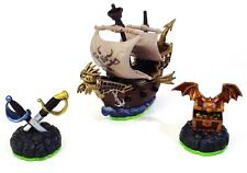 * Skylanders Adventure Pack Pirate Seas Hidden Treasue Ghost Swords Wii U PS4👾