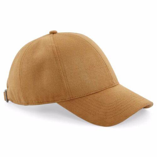 Faux Suede Baseball Cap Hat Womens Mens Casquette Sport Hip Hop Sun Hat