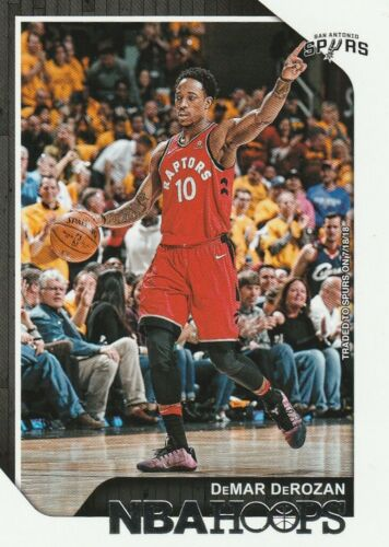 2018-19 NBA Hoops Basketball Cards Complete Your Set #2 Multi Card Discount