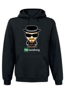 Black Breaking Uomo Felpa Comic Bad Heisenberg anxCwF0