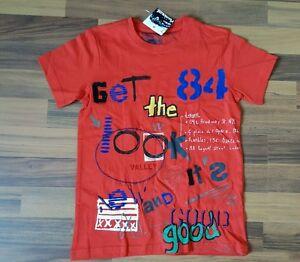 Desigual Kids - T-Shirt / Rot / Gr: 7/8 Jahre (122-128) ,von Desigual - Ratingen, Deutschland - Desigual Kids - T-Shirt / Rot / Gr: 7/8 Jahre (122-128) ,von Desigual - Ratingen, Deutschland