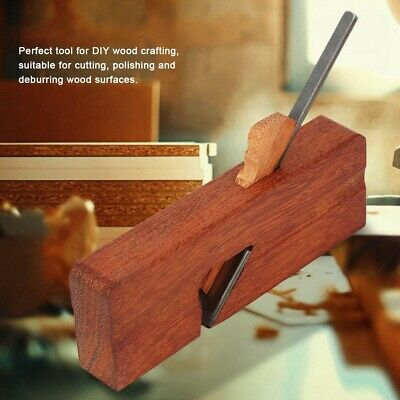 Mini Wood Plane Carpentry Carpenter Planer Woodworking Hand Tools New #1