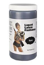 Black Liquid Latex Body Paint 32 Ounces by Liquid Latex Fashions