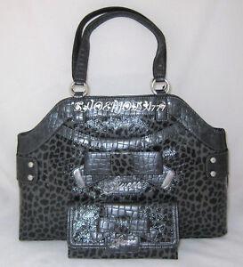Bricken Léopard Guess Bag Sac Main Portefeuille A Lulin 5C6Uw7