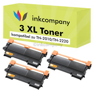 3-x-XXL-TONER-PATRONE-NEU-fuer-Brother-MFC7360N-MFC7460DN-MFC7860DW-TN2220