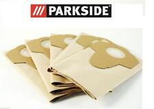 FILTERBEUTEL PAPIER  20L PNTS 1250  PARKSIDE 5 Stück braun Papierfilterbeutel