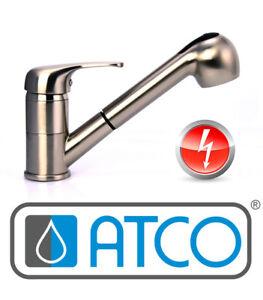 ATCO® Niederdruck Küche Hahn EHM Spültischarmatur Küchenarmatur ...