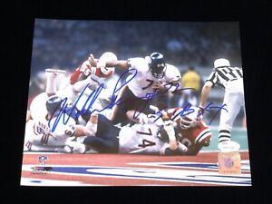 William-Perry-The-Fridge-Chicago-Bears-Signed-Autographed-8x10-Photo-JSA-COA
