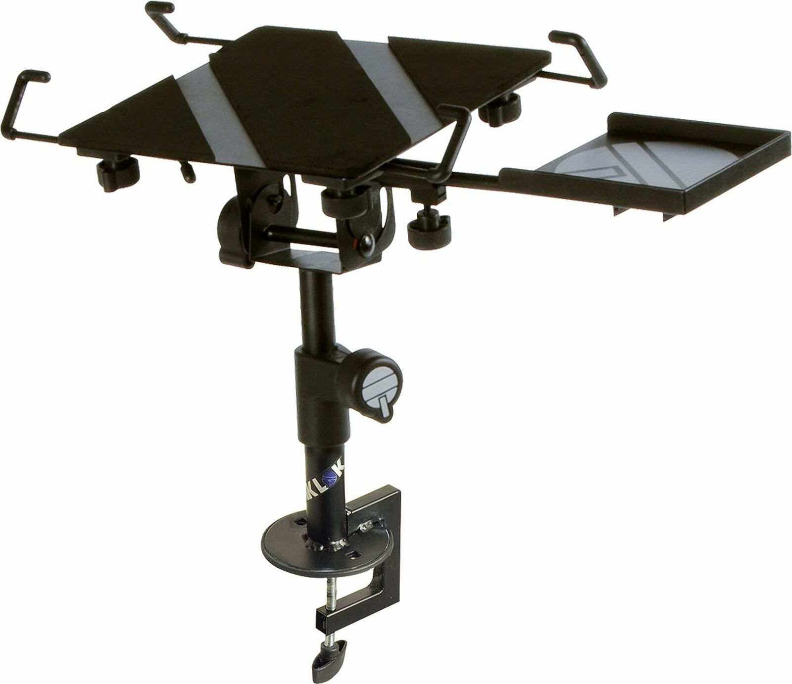 Quik Lok Tabletop Laptop Mount with Adjustable Height - LPH-T