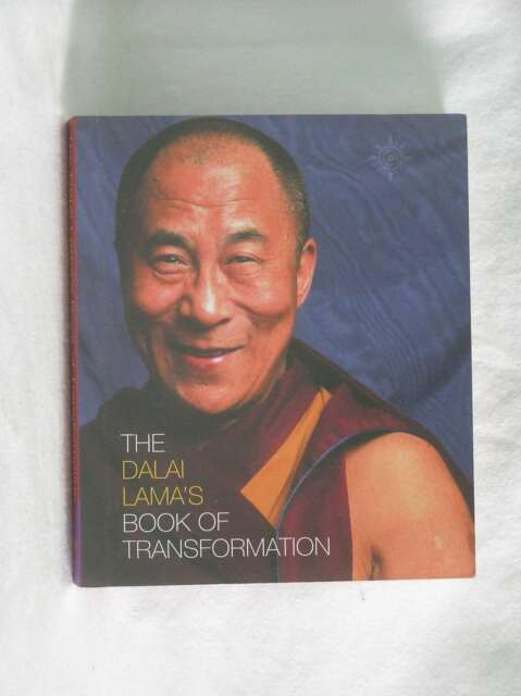 The Dalai Lama's Book of Transformation, Dalai Lama, His Holiness the, Excellent