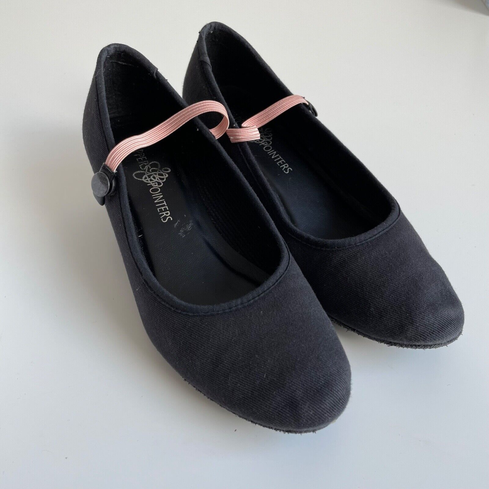 Tappers & Pointers Character Shoes