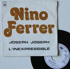 """Vinyle 45T Nino Ferrer  """"Joseph Joseph"""""""