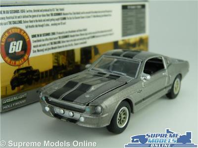 GreenLight hollywood Gone in 60 seconds Eleanor/' 67 Mustang lootcrate Exclusive