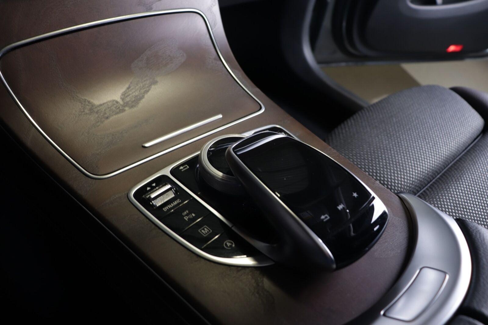 Mercedes GLC220 d aut. 4-M Van
