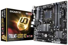 GIGABYTE GA-78LMT-USB3 R2 AM3+ AMD 760G Micro ATX Motherboard