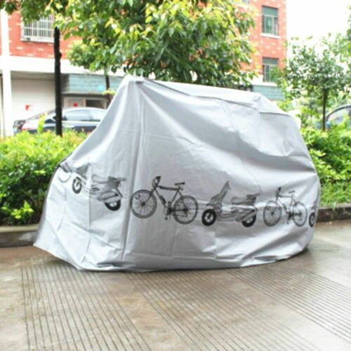 Cover Bike Rain Waterproof Bicycle Dust Protector Outdoor Sun Storage Protective