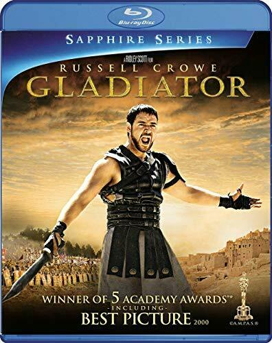 Gladiator (2000 Russell Crowe) (Extended Version) BLU-RAY NEW