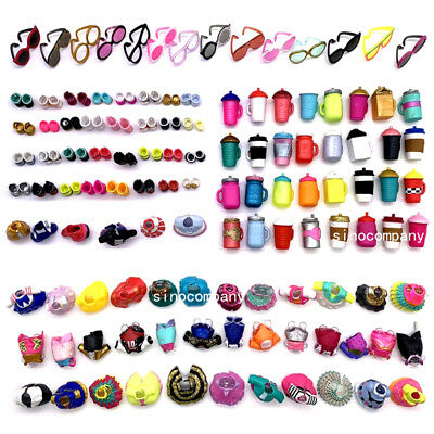 Marchio Popolare Lot 12pcs Lol Surprise Dolls Big Sister Kitty Queen Bee Rocker Unicorn Accessory