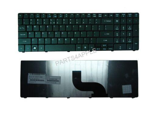 Original New Acer Aspire 7750 7750G 5745 7745 5750 7551 7741ZG US Keyboard Black