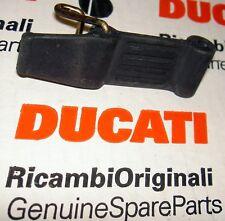 2001 Ducati Hailwood MH900e rubber strap 82110961AB retainer on forks